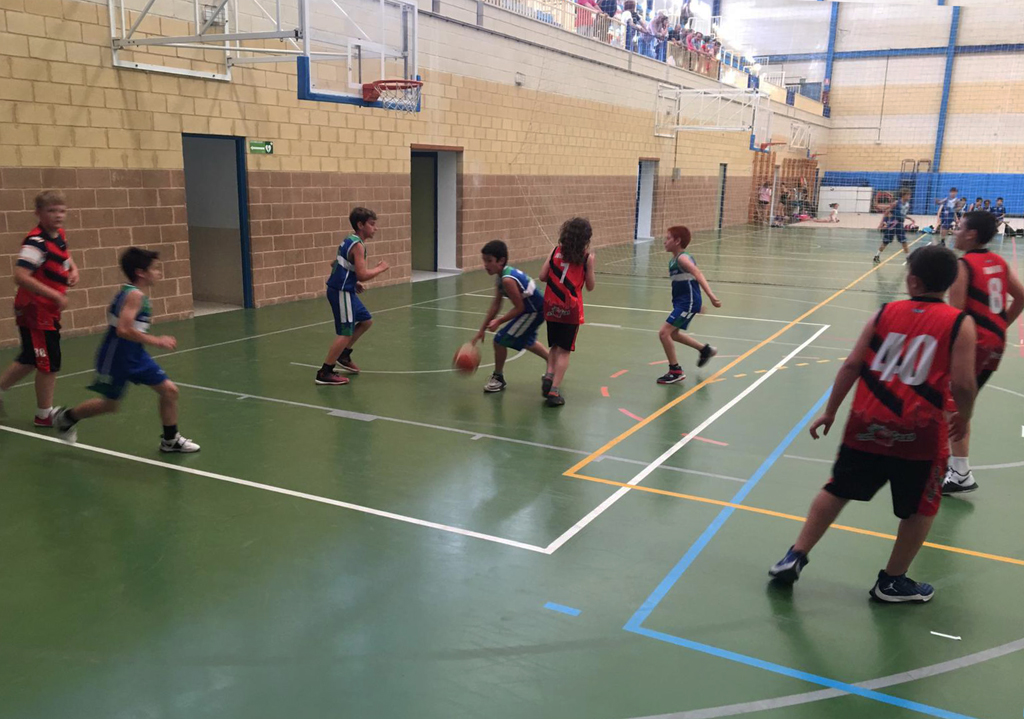 II Torneo de Baloncesto de Cartaya.