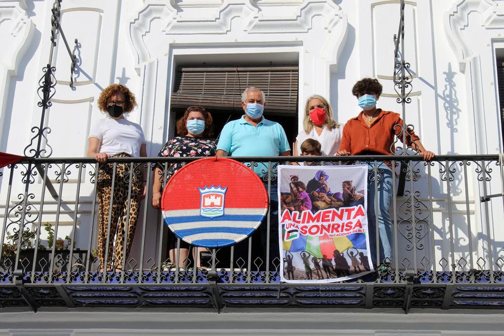 Cartaya lanza un mensaje de apoyo y solidaridad al pueblo saharaui