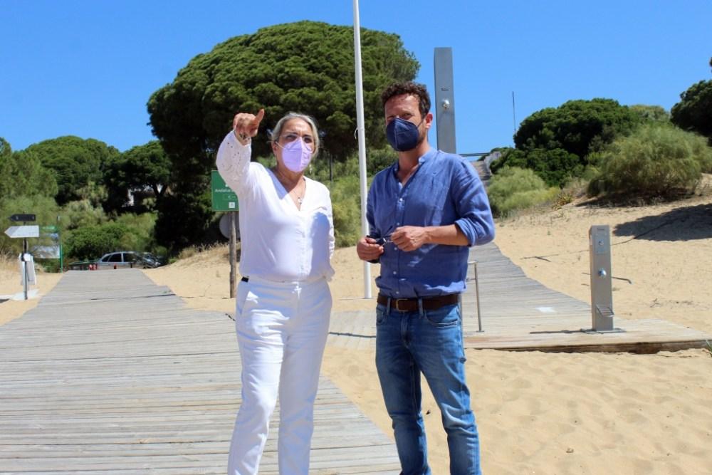 Cartaya actualiza el Plan de Contingencia de las playas frente al COVID-19