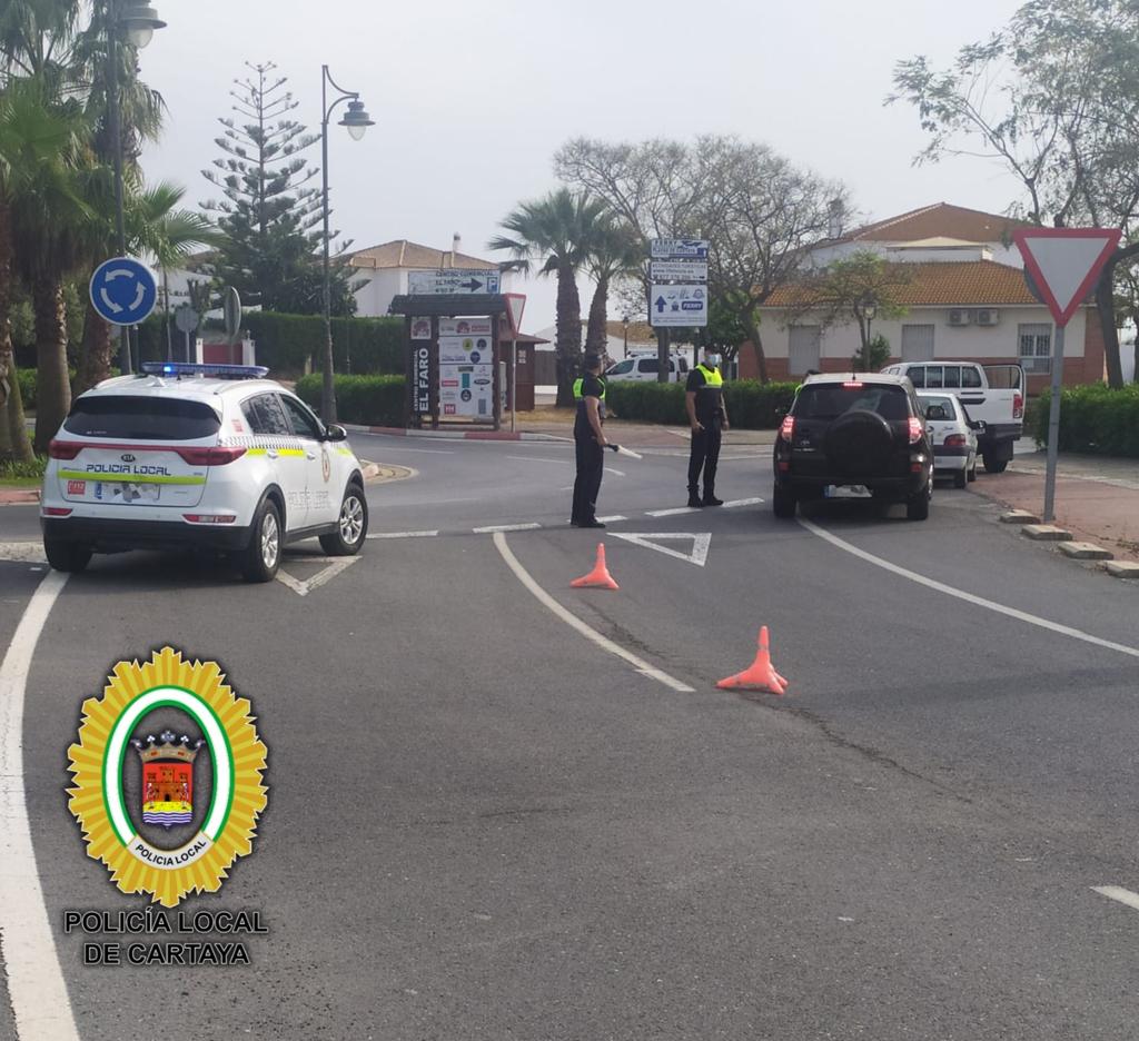 La Policía Local interpone 20 de actas de denuncia por infracciones de la normativa COVID este fin de semana