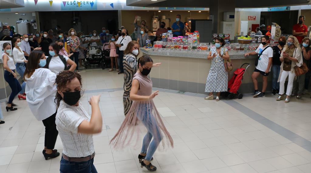 Éxito de participación en la II Semana de la Danza