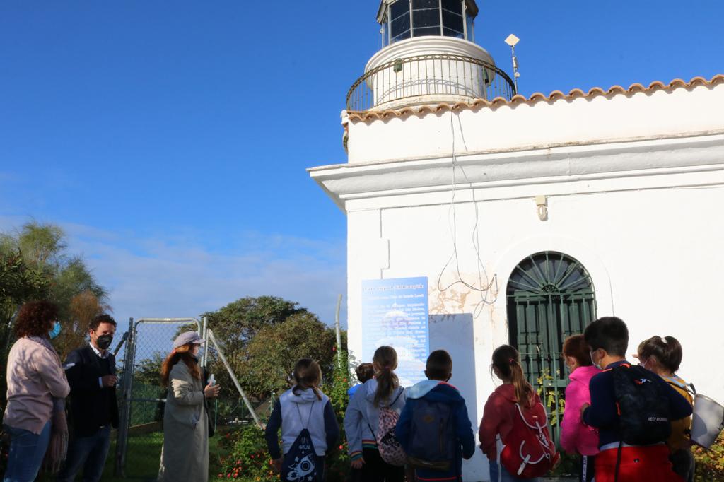 Comienza 'Escuela de Embajadores', un proyecto turístico y educativo para 300 escolares en Cartaya