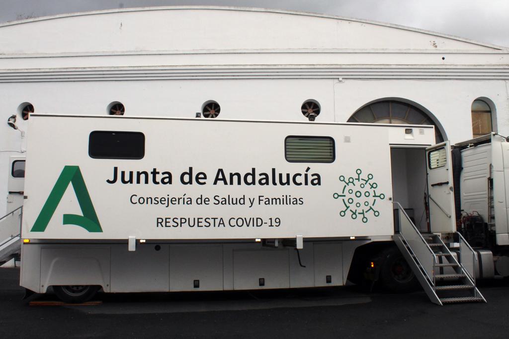 El Ayuntamiento hace un llamamiento a la participación en el cribado que desarrolla Salud el miércoles en Cartaya